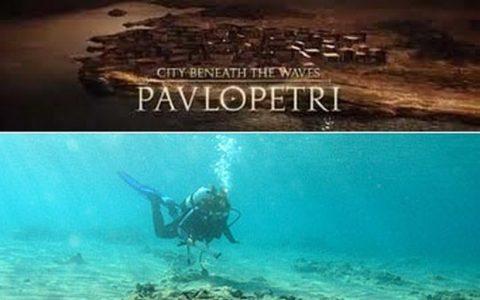 Η πόλη κάτω από τα κύματα: Παυλοπέτρι