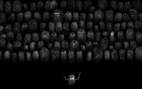 Fingerprint Art by Ingrid Aspöck