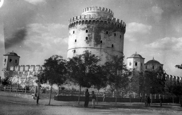 Η ιστορία του Λευκού Πύργου
