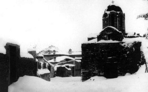 Χιονισμένη Θεσσαλονίκη 1968