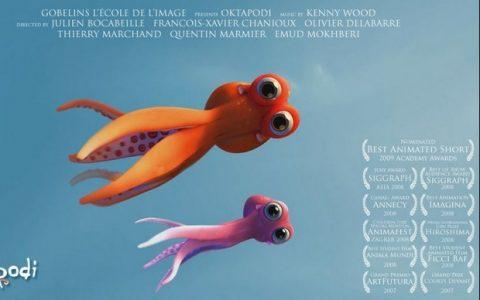 Oktapodi  - Oscar 2009 Animated Short Film