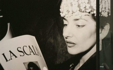 Μαρία Κάλλας, ένα φωτογραφικό αφιέρωμα