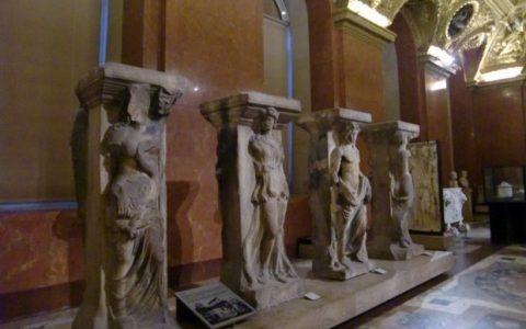 Las Incantadas, οι Μαγεμένες, τα Ελγίνεια της Θεσσαλονίκης