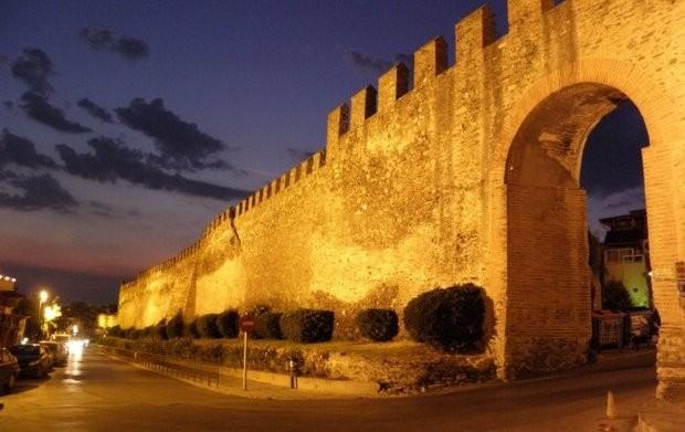 Ιστορία Κάστρων της Θεσσαλονίκης
