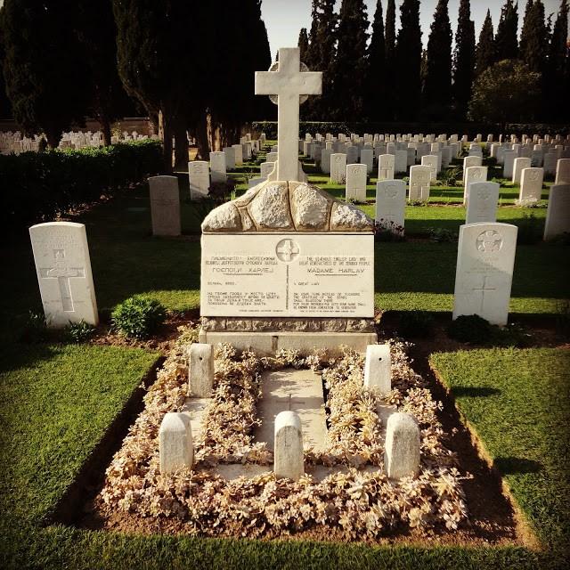 Salonika Lembet Cemetery 008