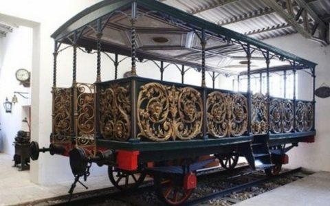 Σιδηροδρομικό Μουσείο Θεσσαλονίκης - Κτίριο Στρατιωτικής Στάσης