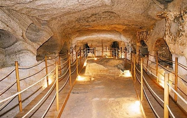 Κατακόμβες και υπόγειες ιστορίες της Θεσσαλονίκης