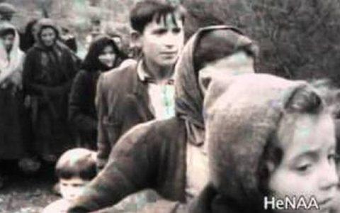Επαναπατρισμός Ελλήνων από την Αλβανία 1963, βίντεο ντοκουμέντο