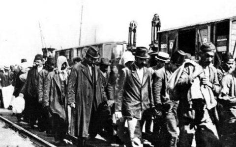 Γενοκτονία των Ελλήνων του Πόντου, 1919, βίντεο - μαρτυρία