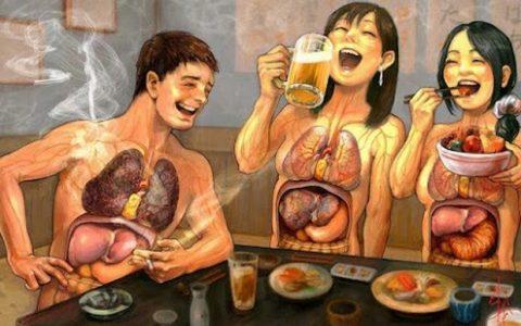 Kαπνίζετε; Τουλάχιστον αποτοξινωθείτε