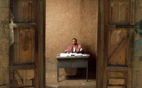 Bureaucratics, Jan Banning, φωτογραφίζοντας τη γραφειοκρατία