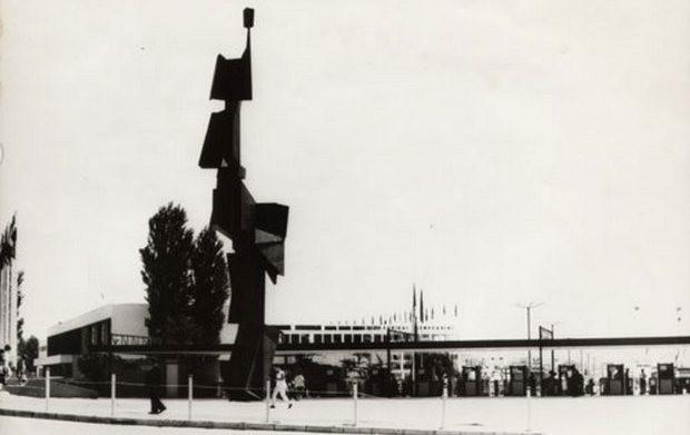 Γλυπτό Cor-ten Ζογγολόπουλου, η μοναδική ιστορία του
