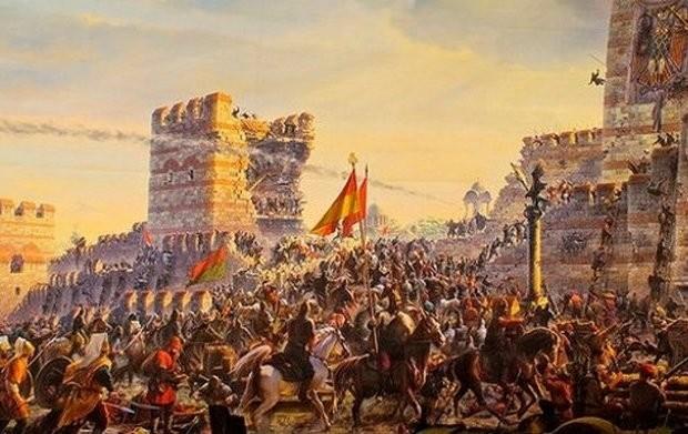 Ελένη Γλύκατζη- Αρβελέρ, μία σύντομη ιστορία με αφορμή την τούρκικη υπερπαραγωγή Fetih 1453