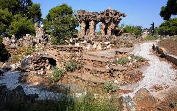 Κήποι του Πασά, ένα πάρκο που θυμίζει τη φανταστική αρχιτεκτονική του Gaudi