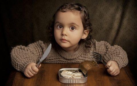 Bill Gekas, σαρώνει τα βραβεία φωτογραφίζοντας την 4χρονη κόρη του