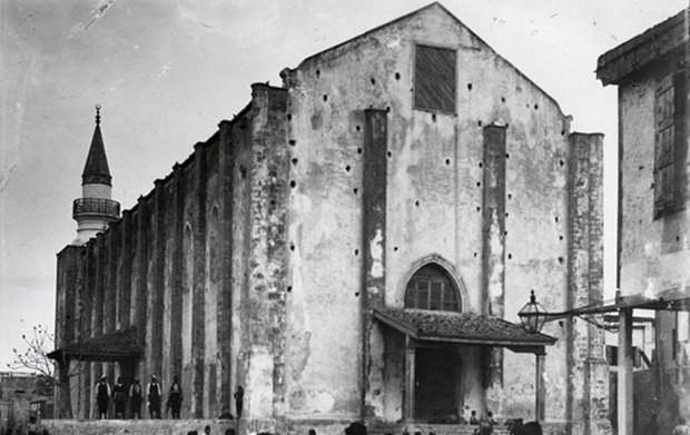 Τι απέγιναν τα εξαιρετικά Οθωμανικά Μνημεία στην Ελλάδα, Αργύρης Μπακιρτζής