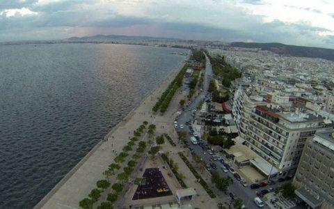 Θεσσαλονίκη, αεροφωτογραφίες από τον Γιάννη Λοΐζου