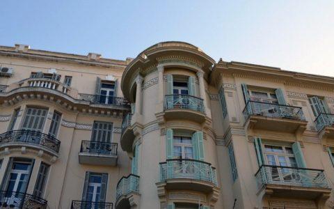 Η αρχιτεκτονική στη Θεσσαλονίκη στο τέλος της οθωμανικής εποχής