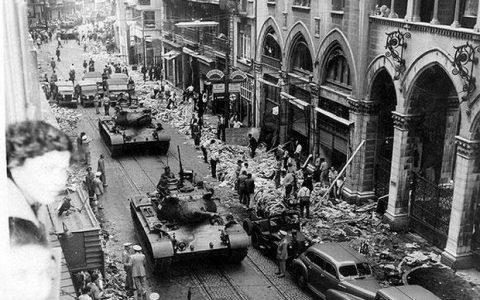 Τα Σεπτεμβριανά 1955, ή πως συρρικνώθηκαν οι Έλληνες της Πόλης