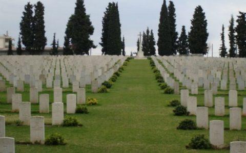 Τα νεκροταφεία της Θεσσαλονίκης