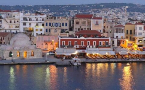 Chania, A Journey through the countryside