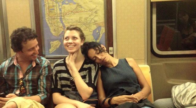 strangers reaction to sleep 2