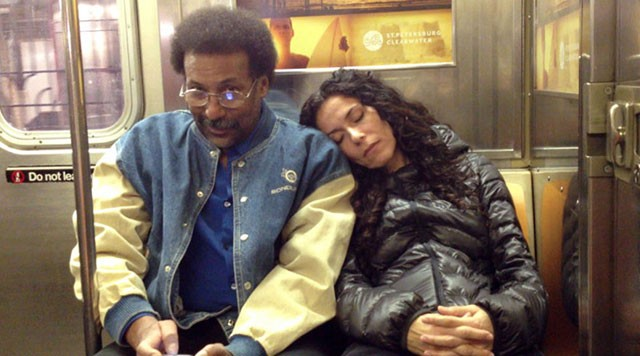 strangers reaction to sleep 25