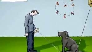 Ο μαύρος σκύλος και η κατάθλιψη