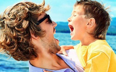 Ο ρόλος του πατέρα στην ψυχική ανάπτυξη του παιδιού