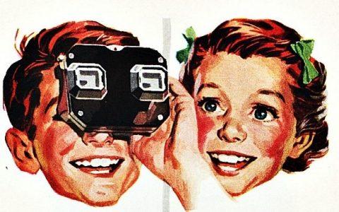Το View- master ξαναμπαίνει στη ζωή μας!