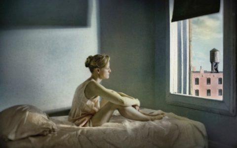 Φωτογραφίες εμπνευσμένες από το έργο του ζωγράφου Edward Hopper