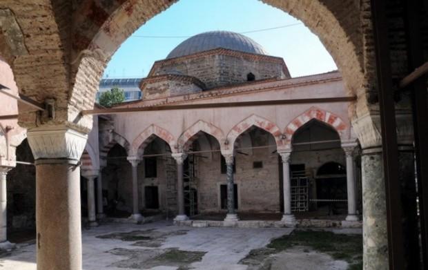 Χαμζάρ Μπέη Τζαμί ή πιο γνωστό ως Αλκαζάρ
