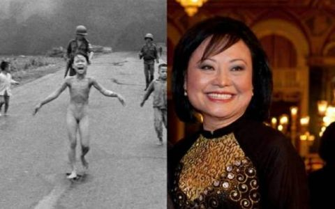 Η ιστορία του κοριτσιού μιας διάσημης φωτογραφίας