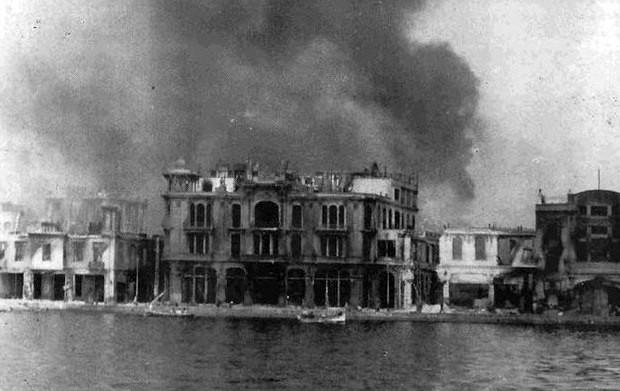 Θεσσαλονίκη η μεγάλη φωτιά του 1917, ένα σπάνιο βίντεο από Σέρβους!