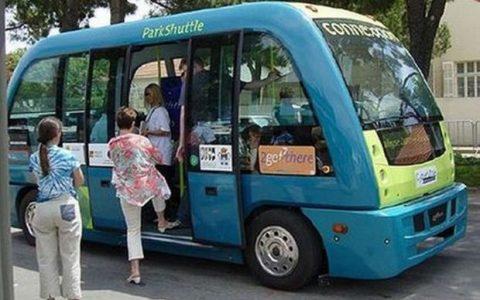 Λεωφορεία χωρίς οδηγό στα Τρίκαλα!