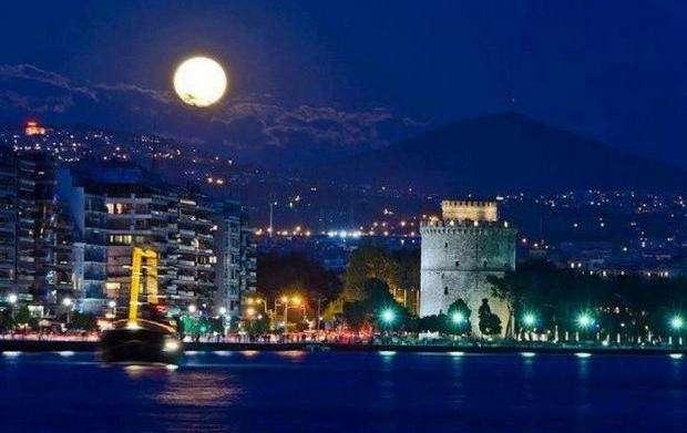 Η Θεσσαλονίκη αναδείχθηκε σε ευρωπαϊκή πόλη του μέλλοντος για το 2014