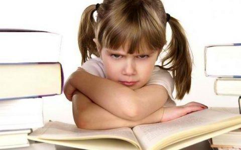 Μαμά, δεν θέλω να διαβάσω