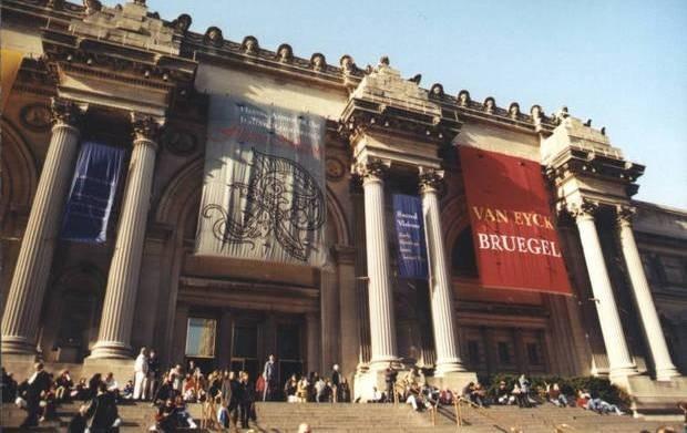 Κατεβάστε δωρεάν 1200 βιβλία τέχνης από το Μητροπολιτικό Μουσείο Νέας Υόρκης!