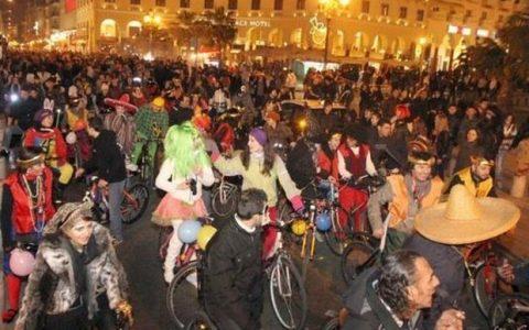 5ο Ποδηλατικό Καρναβάλι Θεσσαλονίκης
