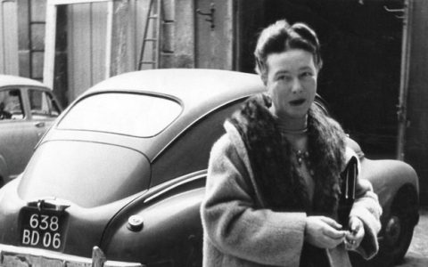"Simone de Beauvoir : η ""παραστρατημένη"" κόρη"