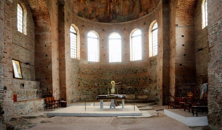 Ροτόντα, το πολυπολιτισμικό μνημείο της Θεσσαλονίκης