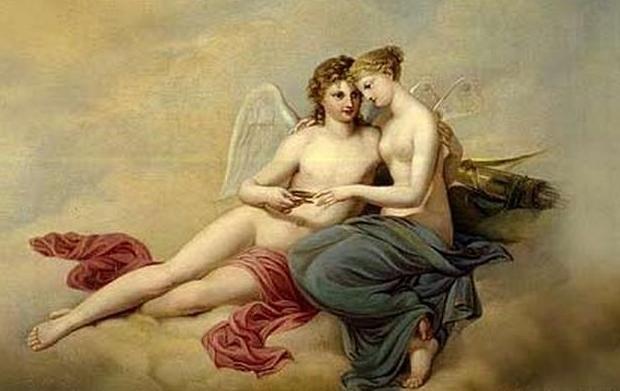 Ο διάλογος της Διοτίμας και του Σωκράτη για τον Έρωτα