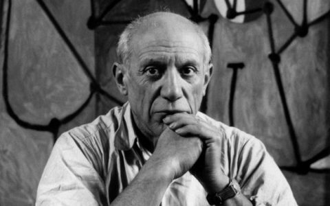 Χαρακτικά του Pablo Picasso για τη Λυσιστράτη του Αριστοφάνη (1934)