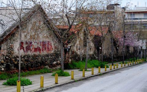 Κτίρια Τροχιοδρόμων Θεσσαλονίκης, Β. Όλγας