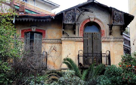 Βίλα οδού Καλλιγά 13, Θεσσαλονίκη, οικία Κεχαγιά