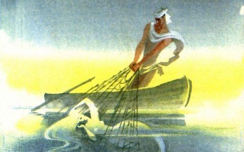 Ο Ψαράς και η Ψυχή του, Oscar Wilde