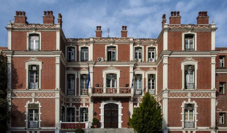 Βίλα Αλλατίνι, σημερινό κτίριο Περιφέρειας Κ.Μακεδονίας, Θεσσαλονίκη