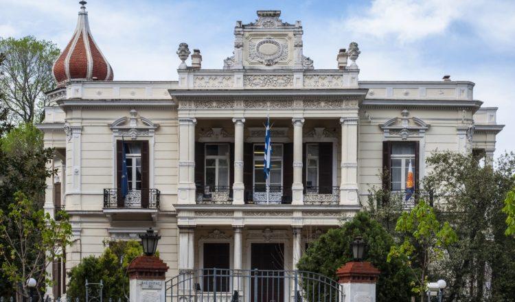 Βίλα Μορντώχ, πρώην Δημοτική Πινακοθήκη Θεσσαλονίκης