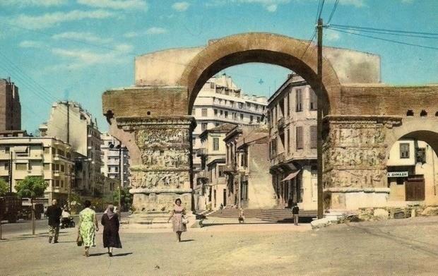 Καμάρα, Θεσσαλονίκη, καθώς η πόλη άλλαζε γύρω της