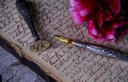 Καλλιγραφία, μια υπέροχη ξεχασμένη τέχνη